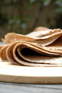Pâte à crêpes au sarrazin, recette de pâte à crêpes au sarrazin