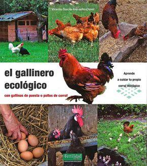 ESTIU-2016. Vicente García-Menacho. El gallinero ecológico. 636 GAL