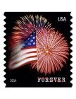USPS Forever Stamps-The Star-Spangled Banner