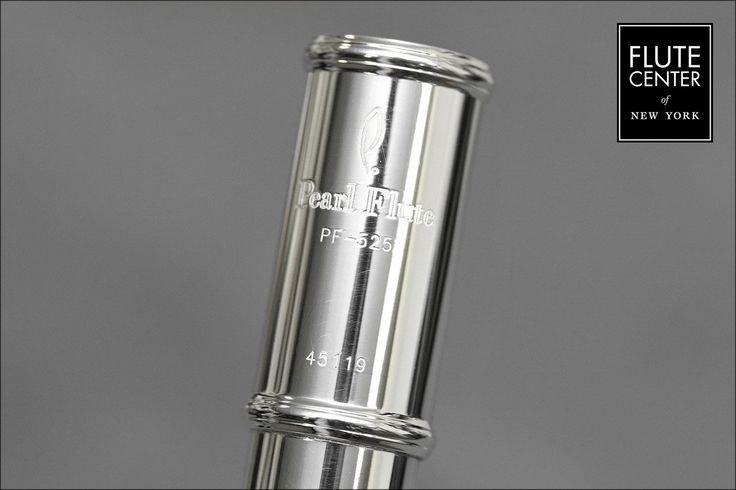 Pearl Quantz Series Flute Model 525 (Custom-Built Flute)
