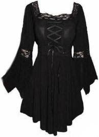 Modonick : Moda Gótica Medieval