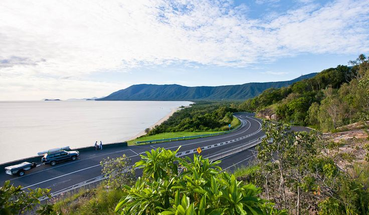 Rex Point. 23min south of Port Douglas this lookout offers spectacular views of Double Island and the Coral Sea.