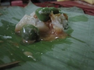 gemblong, klepon kinco     photo's courtesy @ichabilal