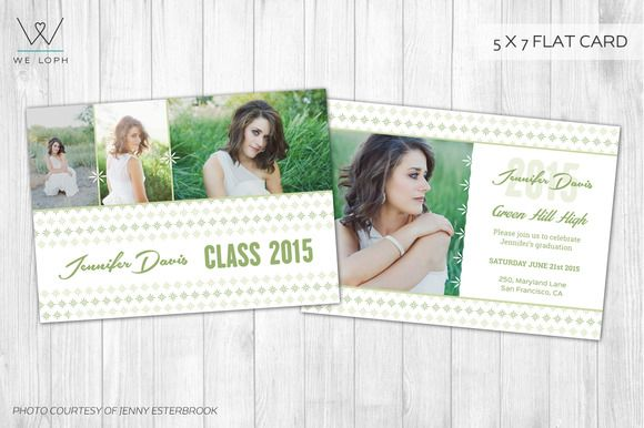 Best Images About Graduation Announcement Templates On