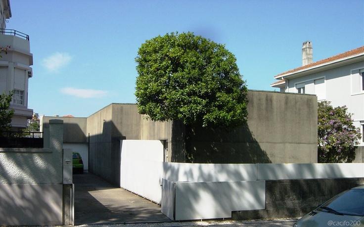 Casa Manuel Magalhães (1967-1970), Porto, Álvaro Siza