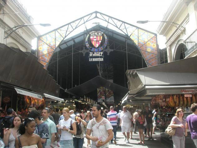 Boquería San José
