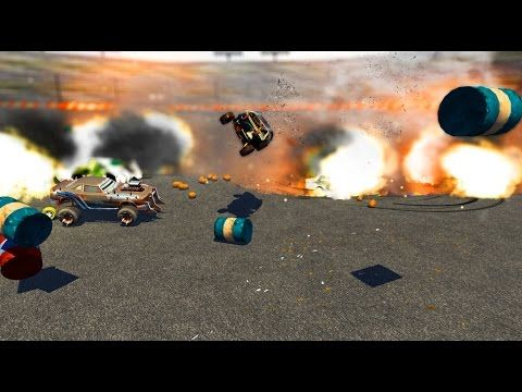 Derby Destruction Simulator Android Gameplay HD