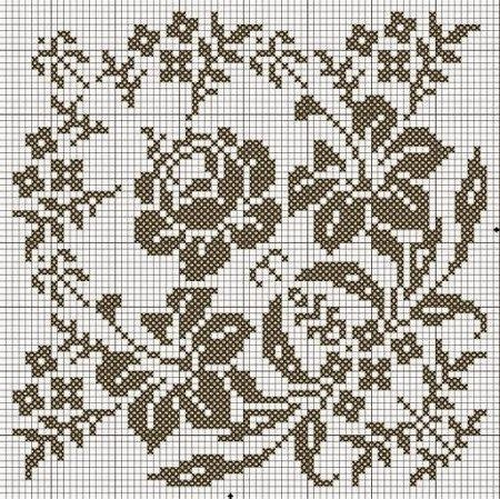 Kira crochet: Scheme no. 47