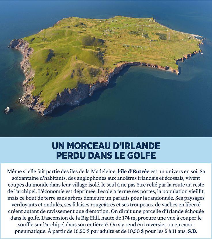Île d'Entrée îles de la Madeleine