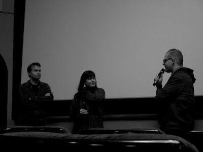 Popkulttuuria ja undergroundia: Selon ohjaajaklubillla Tulen morsian elokuvateatteri Orionissa ohjaaja Saara Cantell 14.03.2017