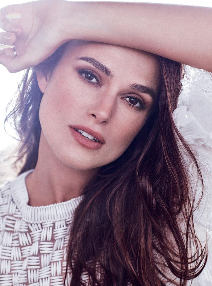 Keira Knightley by Alexi Lubormirski for Harpers Bazaar UK December 2016