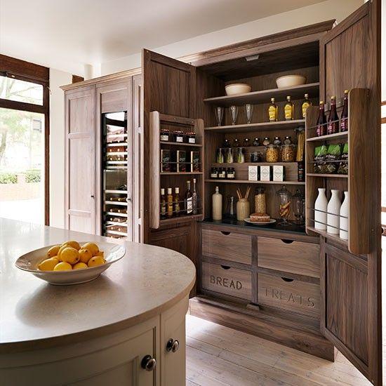 17 Best Ideas About Larder Cupboard On Pinterest