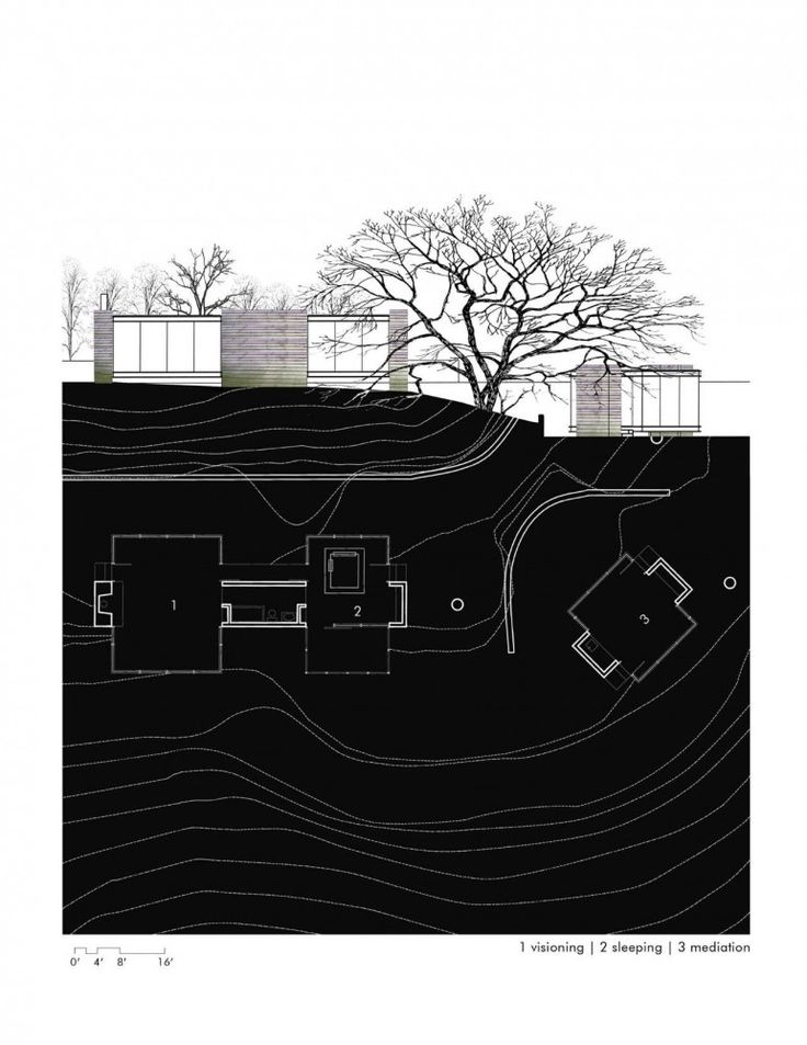 509 best images about architectural drawings on pinterest for Residential architectural drawings