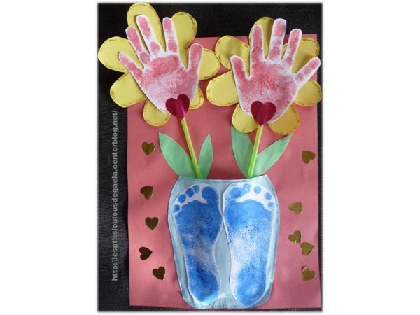 Bouquet de mains