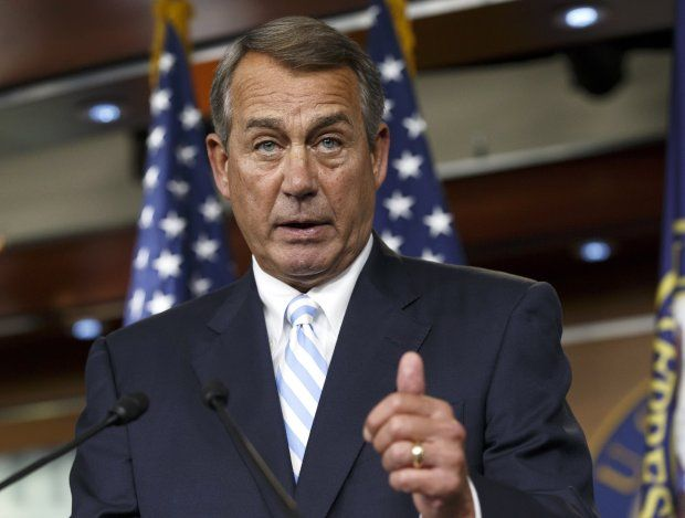 John Boehner: Obama 'sowed seeds' of current foreign policy crises | WashingtonExaminer.com