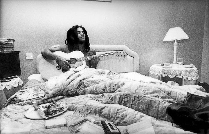 Lenny Kravitz (Mama Said time)