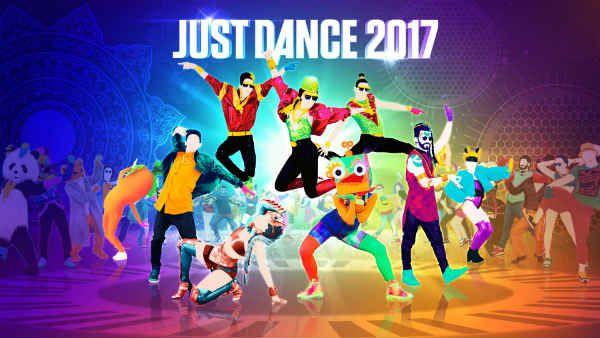 canciones de Just Dance 2017