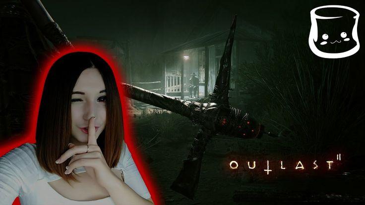 💗 Outlast 2. Ночная смена на кирпичном заводе =Ъ 💗