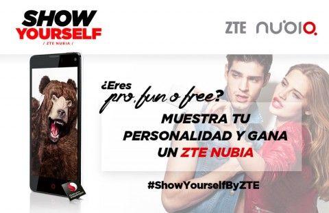 ¡Gana el nuevo ZTE Nubia Z5S Mini!