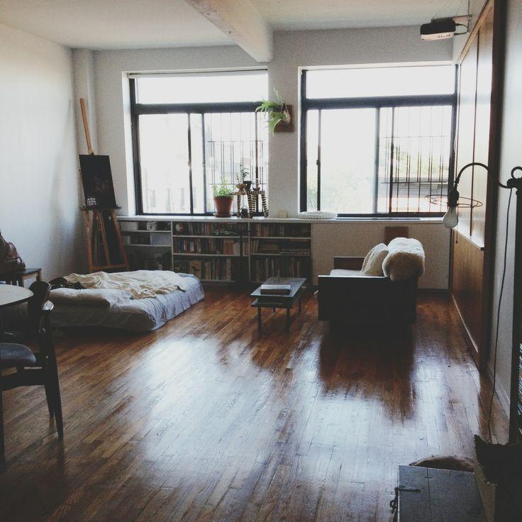 Studio Apartment Brooklyn best 25+ brooklyn apartment ideas on pinterest | white apartment