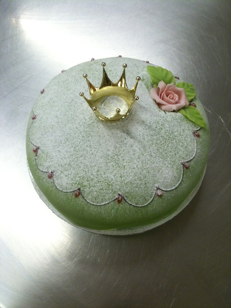 Cake Art Kirkland Wa : Prinsesse t?rta Victorian sponge Marzipan Birthday cake ...