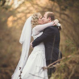 Far away by Lodewyk W Goosen (LWG Photo) - Wedding Bride & Groom ( wedding…