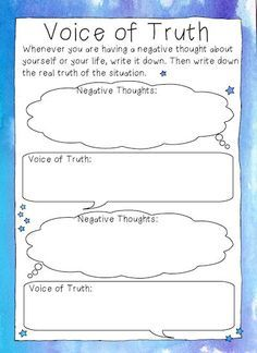 Free Printable Therapy Worksheet For Children on trauma therapy worksheets for teens