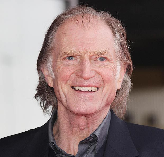 David Bradley is the actor who played Argus Filch