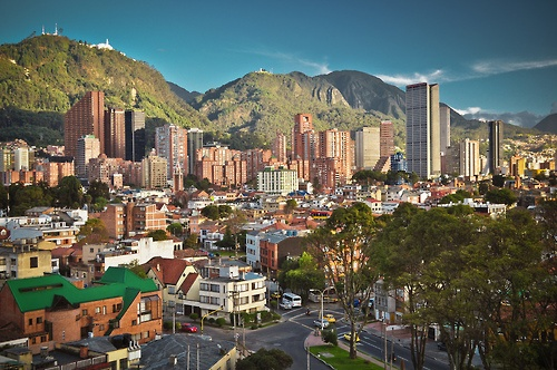 Bogota, Colombia- Such a beautiful city!