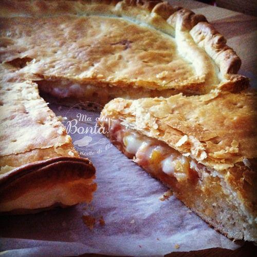 Pizza parigina #ricetta di @wondercle