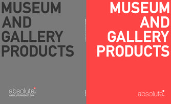 Absolute Museum Products Brochure  We manufacture products to display, protect and explain artworks. Our aim is to produce innovative, high quality equipment, providing fresh solutions for Museums and Galleries. http://www.catalogindustry.com/en/Document/770/absolute-museum-products-brochure-gallery-ltd-catalogs