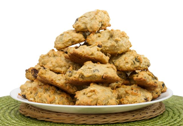 These coconut cookies are refrigerator cookies made with coconut, nuts, and oats. Oatmeal coconut cookies.