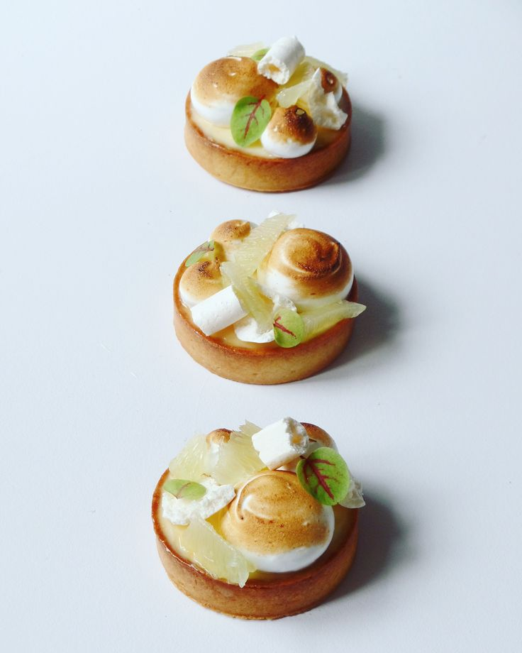 Tarte au citron meringuée - Recette Olivia Pâtisse