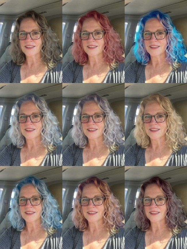 Hair Color Changer For A Free Virtual Makeover The Right Hairstyles