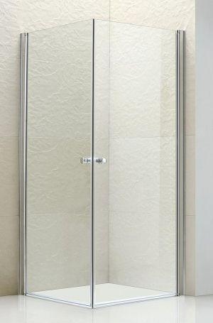Sanipro Camilla rette dusjdører, svevedører Pris: 5500,- 80x80/90x90