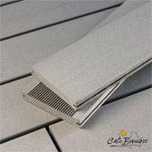 Slate BamDeck™ Composite Bamboo Decking, Reg 3.24/foot, on sale for $2.99/linear foot