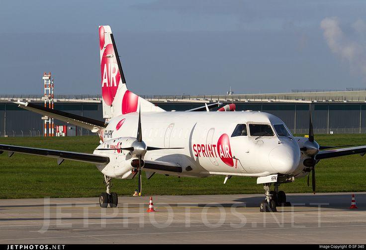 Photo: SP-KPK (CN: 340A-026) Saab 340A by SF 340 Photoid:8258801 - JetPhotos.Net