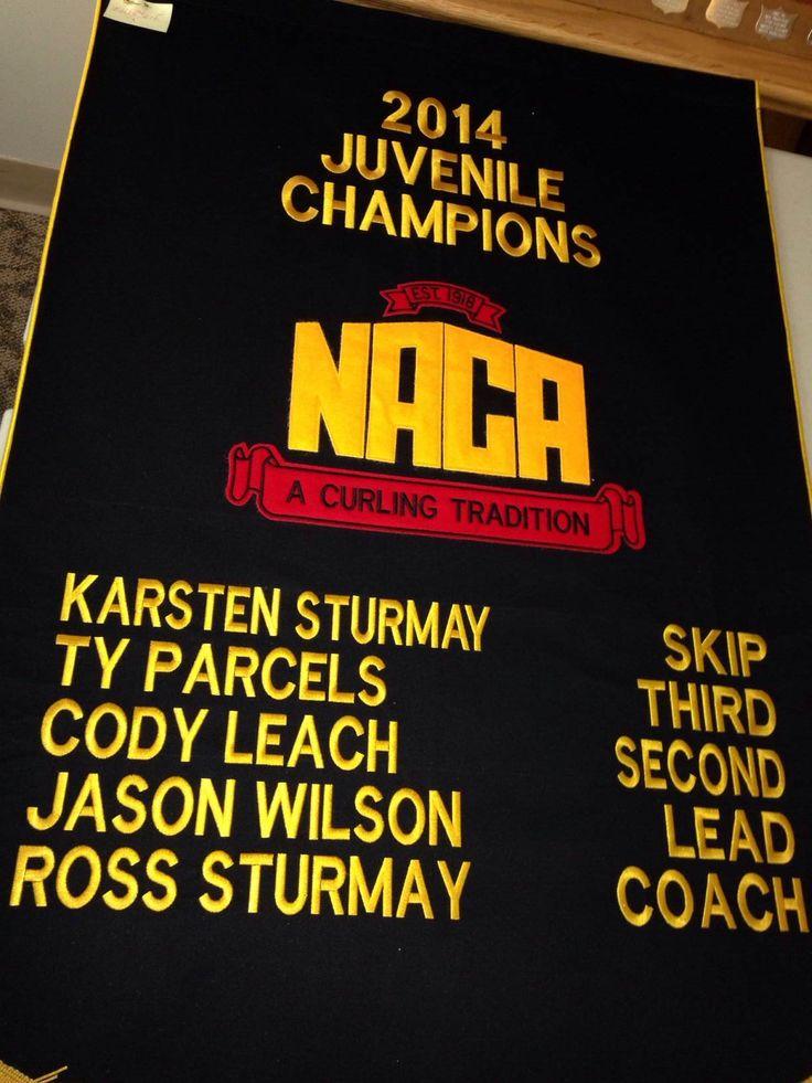 NACA banner