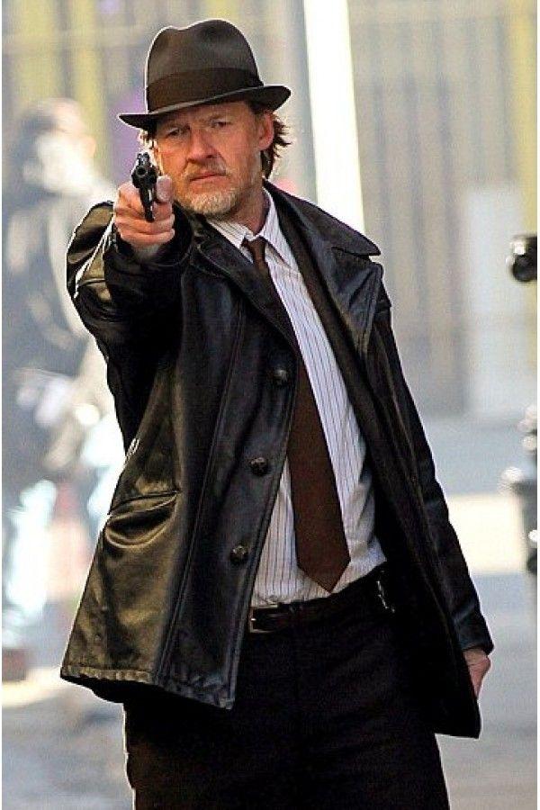 Harvey Bullock Gotham