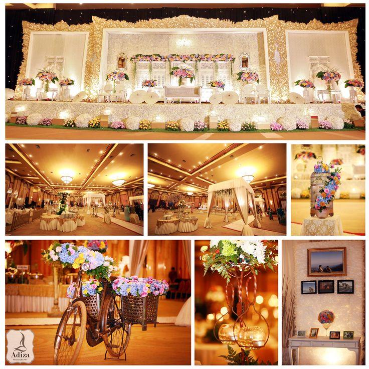 Decorator : Suryo Decor Venue : Balai Samudra, Kelapa Gading