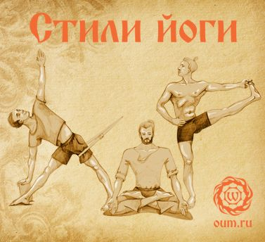 Хатха-йога. Стили йоги