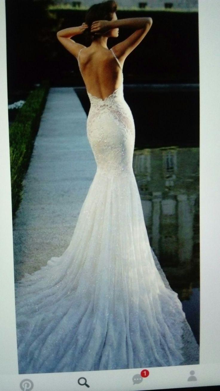 65 best Vestidos novia images on Pinterest | Vestido de bodas, Bodas ...