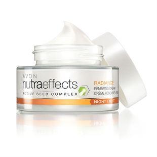 Avon Nutraeffects Radiance Renewing Night Cream
