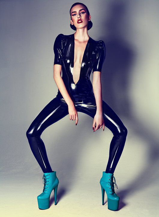 latex catsuit - Literoticacom