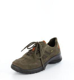 Unser #Schuh des Tages: Der beste Schuh für einen #Waldspaziergang! Egal, wenn es auch ein bisschen feucht, ist dieser geniale Schuh von #Legero mit #GORE-TEX #Membrane hält deine Füße immer trocken. Legero, #Damen #Sportschuhe – 7-03541-30 – olive; Jetzt in 360° Ansicht, nur bei #PLAZA51!