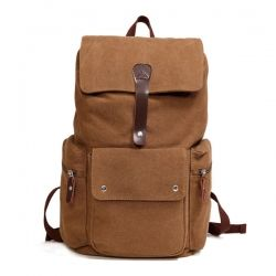 Big Travel Bags Canvas Backpack