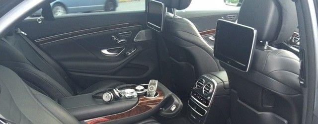 New Mercedes S Class | BestTravel