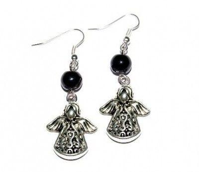 Kolczyki Aniołki. 12 Kolorów #earrings #kolczyki