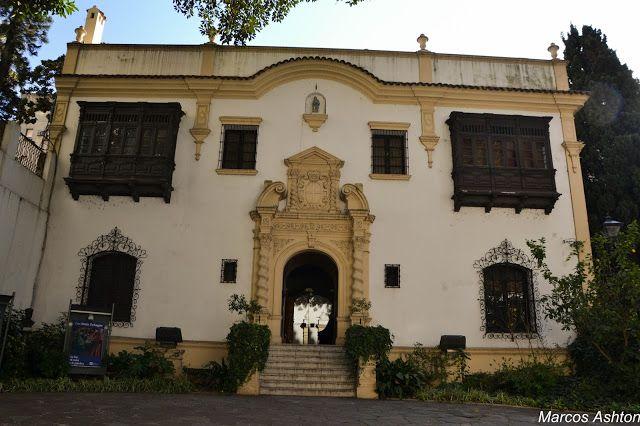 MisteriosaBsAs: Museo Isaac Fernández Blanco