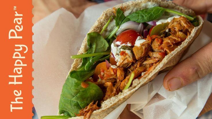 Vegan Kebab - YouTube